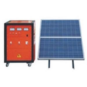 佳洁牌300W太阳能发电设备
